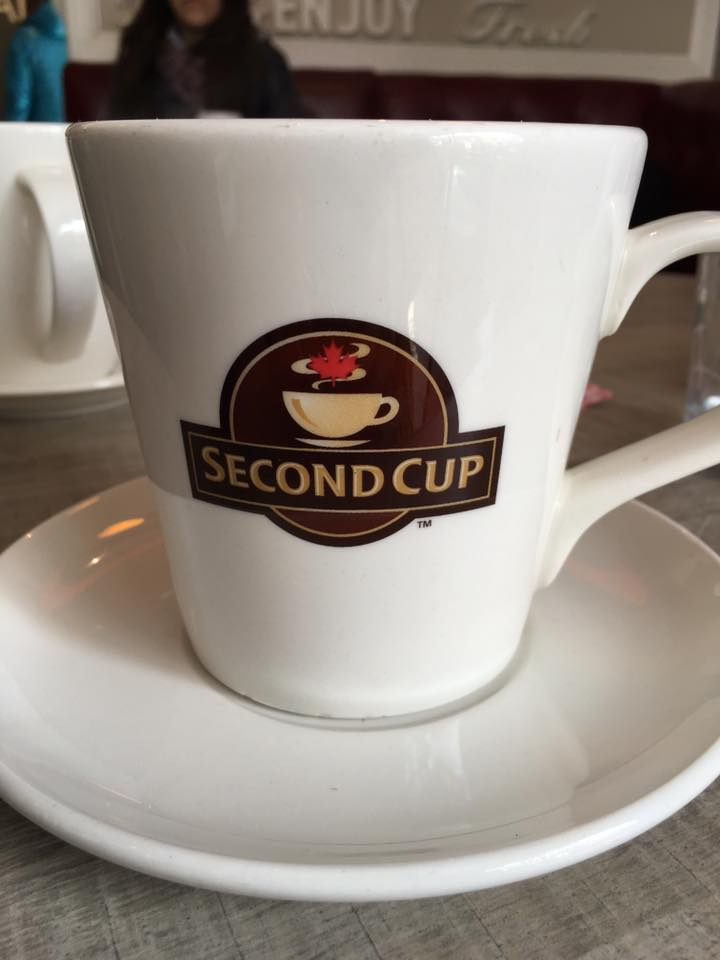 The Second Cup - Notting Hill